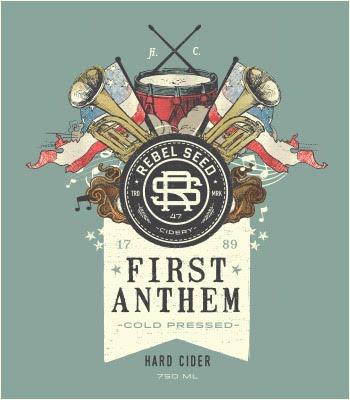 First Anthem Dry Cider