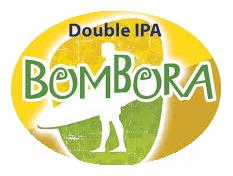 Bottle logo of Bombora Double IPA
