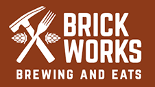 Brick Works Brewing and Eats Logo