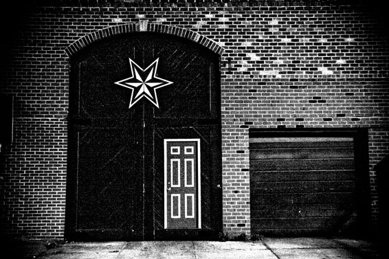 The Sixpoint Door