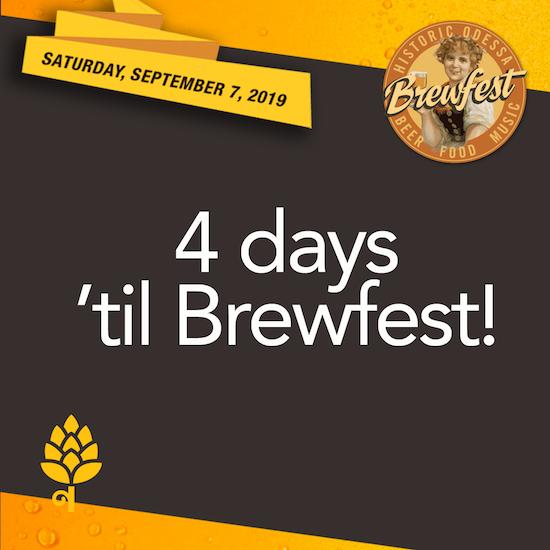 2019 Odessa Brewfest