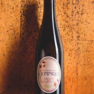 Dominique beer bottle
