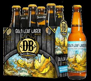 Gold Leaf Lager