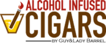 Guy & Lady Barrel Cigars