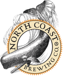 North Coast Brewing whale logo