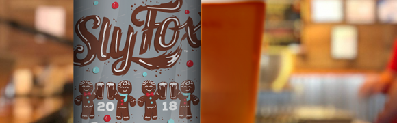 Sly Fox Christmas Ale