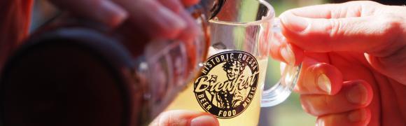 Odessa Brewfest Pour