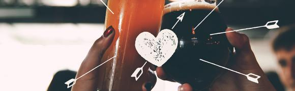 14 Beers for You & Your Sweetheart