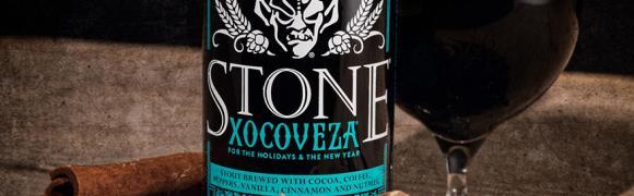 Stone Xocoveza Ingredients