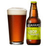 Alaskan Brewing Hopothermia bottle and pint