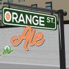 Orange Cream Ale with orange blossom honey and sweet orange peel