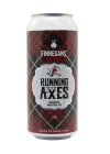 Running With Axes Pale Ale beer can