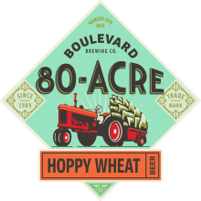 80 Acre Hoppy Wheat