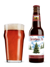 Bell's Christmas Ale is a deep reddish ale that combines toasted malts, cinnamon, and caramel