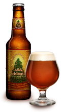 Christmas Ale is a warming winter ale that blends the spices of the season with a sweet caramel malt
