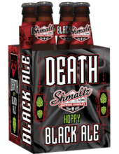 Death Hoppy Black Ale