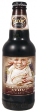 Breakfast Stout beer bottle