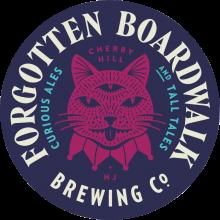Forgotten Boardwalk logo