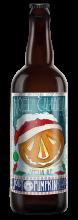 Noel de Calabaza beer bottle