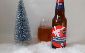 Sam Adams White Christmas.Sixth Beer Of Christmas 2018 Sam Adams White Christmas