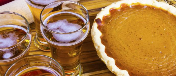 Beers to Pair with Thanksgiving Dinner
