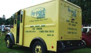 Hy-Point Dairy Truck