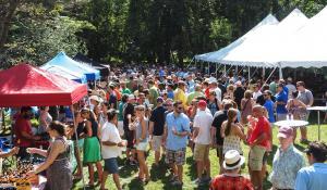 Odessa Brewfest crowds