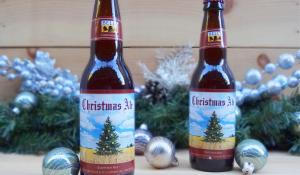 Second Beer of Christmas 2107: Bell's Christmas Ale