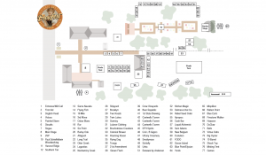 The 2016 #OdessaBrewfest Map