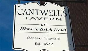 Cantwell's Tavern, Odessa, Delaware