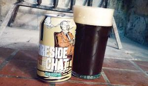 Fireside Chat is a subtle twist on the traditional seasonal brew