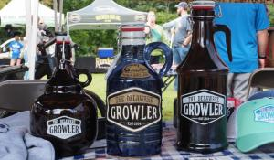 The Delaware Growler