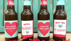 All You Need is Beer: Valentine's Day Beers