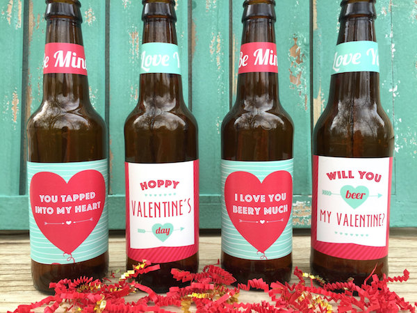 Valentine's Day Beers
