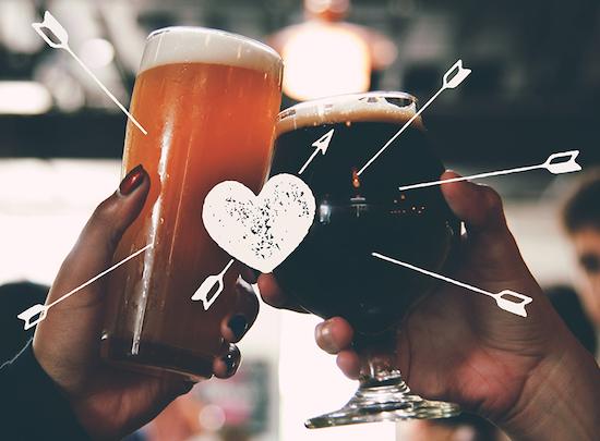 2020 Valentine's Day Beers